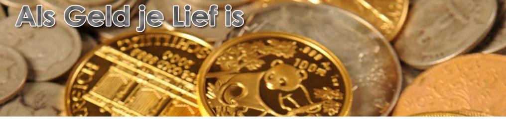 Als Geld je Lief is-Bescherm jezelf en je vermogen tegen een volgende grote crisis!